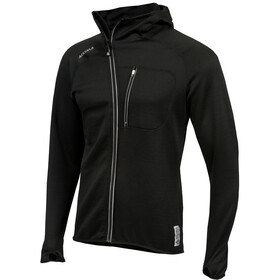 Aclima M's Woolshell Jacket with Hood JetBlack